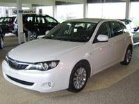 brugte Subaru Impreza biler