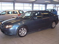 brugte Subaru Legacy biler