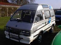 gebrauchte Subaru Libero Fahrzeuge