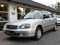 used Suzuki Baleno cars