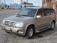 used Suzuki Grand Vitara cars