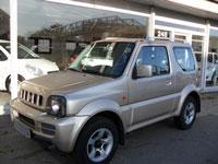 używane Suzuki Jimny samochody