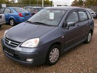 used Suzuki Liana cars