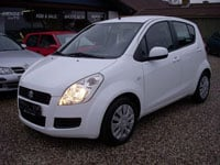 used Suzuki Splash cars