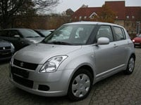 begagnade Suzuki Swift bilar
