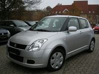 usate Suzuki Swift auto