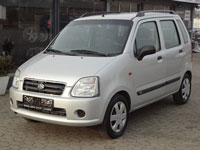 käytetty Suzuki Wagon R+ auton