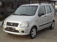 second-hand Suzuki Wagon R+ mașini