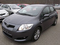 occasion Toyota Auris voitures