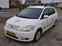 second-hand Toyota Avensis Verso mașini