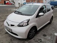 occasion Toyota Aygo voitures