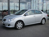 occasion Toyota Corolla voitures
