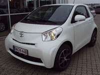 occasion Toyota iQ voitures