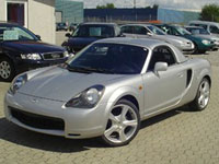 used Toyota MR2 cars