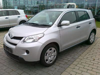 used Toyota Urban Cruiser cars
