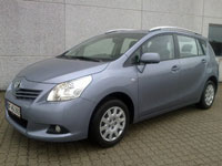 brugte Toyota Verso biler