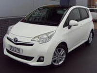 used Toyota Verso-S cars