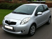 occasion Toyota Yaris voitures