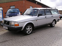 second-hand Volvo 240 mașini