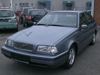 used Volvo 440 cars