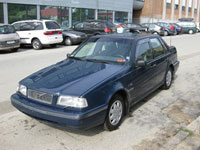 käytetty Volvo 460 auton