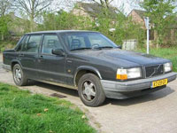 used Volvo 740 cars