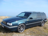 second-hand Volvo 850 mașini