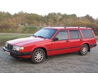 second-hand Volvo 940 mașini