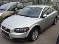 used Volvo C30 cars