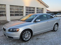 used Volvo C70 cars