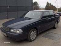 second-hand Volvo S70 mașini