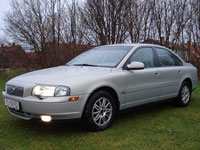 second-hand Volvo S80 mașini