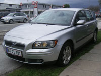 used Volvo V50 cars