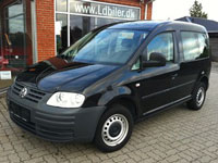 begagnade VW Caddy bilar