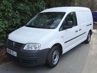 begagnade VW Caddy Maxi bilar