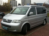 second-hand VW California mașini
