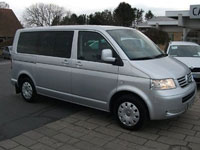 used VW Caravelle cars