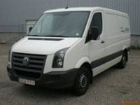 second-hand VW Crafter mașini