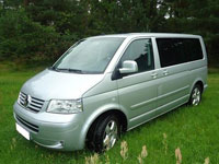 used VW Multivan cars