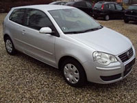 used VW Polo cars
