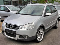 begagnade VW Polo Cross bilar