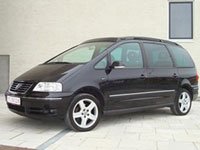 used VW Sharan cars