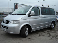 begagnade VW Shuttle bilar
