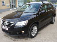 used VW Tiguan cars