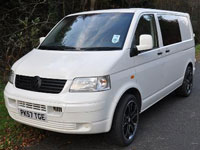used VW Transporter cars