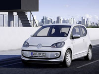 begagnade VW up! bilar